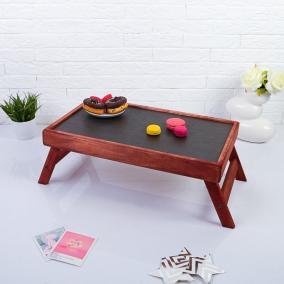 """Столик для завтрака в постель """"Махагон"""" от 890 руб"""
