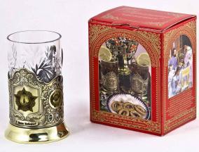 """Подстаканник """"С Днем победы!"""" в картонной коробке от 3 100 руб"""
