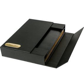"""Кожаный ежедневник с персональной гравировкой """"Беверли-хиллз"""" от 3 750 руб"""