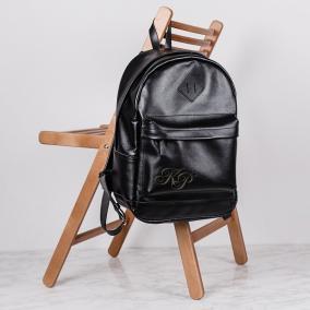 """Кожаный рюкзак с гравировкой """"Liberty black"""" от 12 000 руб"""