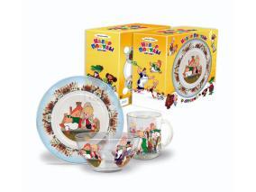 Набор детской посуды Priority КРС-222 Союзмультфильм от 589 руб