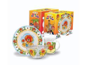 Набор детской посуды Priority КРС-260 Союзмультфильм от 802 руб