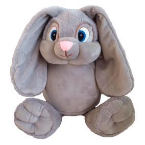 "Мягкая игрушка ""Зайка"", серый от 2 290 руб"