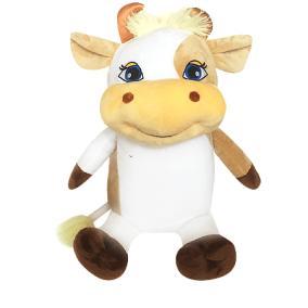 """Мягкая игрушка """"Корова"""" с вышивкой от 1 990 руб"""