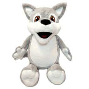 """Мягкая игрушка """"Волк"""" от 2 190 руб"""