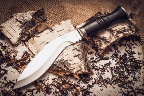 Нож Кукри Тенгри, Viking Nordway от 1 550 руб