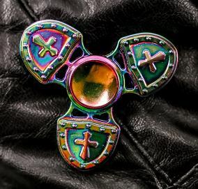 Спиннер (Hand Spinner) Templiers Gradient от 500 руб