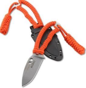 Нож с фиксированным клинком CRKT RSK Mk6™, сталь 8Cr13MOV, рукоять паракорд от 4 600 руб