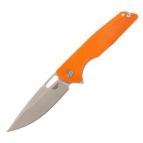 Складной нож Rikeknife RK802G Orange, сталь 154CM, титан/G10 от 11 550 руб