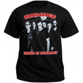 "Футболка ""Rammstein (made in Germany)"" от 660 руб"