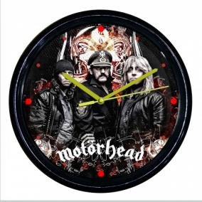 "Рок-часы ""Motorhead"" -02 от 900 руб"