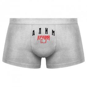 Трусы мужские боксеры Алим - Лучший! от 500 руб