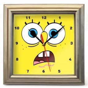 "Часы настенные ""Спанч Боб"" (4) от 550 руб"