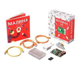 Набор Амперка Малина v4 (4 ГБ) от 10 490 руб