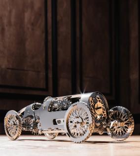 Металлический конструктор Time For Machine Silver Bullet от 4 090 руб