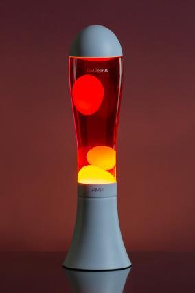Лава лампа Amperia Alien Желтая/Красная (42см) от 3 690 руб