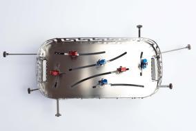 Металлический конструктор TimeForMachine Mediveal Hockey от 7 190 руб