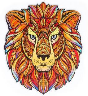 Пазл «Король лев» размер S, 82 детали от 1 890 руб