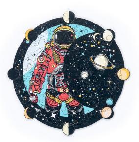 Пазл «Космическая история» размер M, 184 детали от 2 390 руб