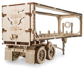 Сборная модель Ugears Полуприцеп к «Тягач VM-03» от 2 490 руб
