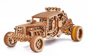 Механическая сборная модель из дерева Wood Trick «Безумный Багги» от 3 190 руб