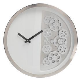Настенные кварцевые часы, белый (D39 см) от 5 990 руб