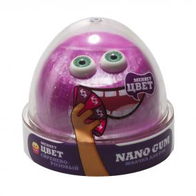 Nano gum, меняет цвет с сиреневого на розовый от 549 руб