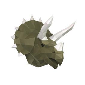 "3D-конструктор Paperraz ""Динозавр Топс"" васаби от 1 790 руб"