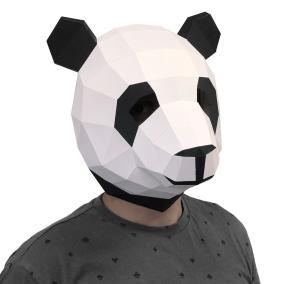 3D-конструктор Paperraz Маска «Панда» от 1 200 руб