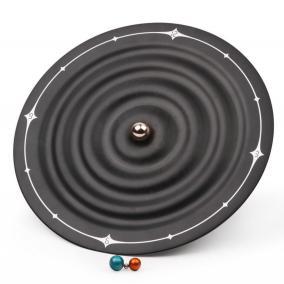 """Часы с магнитным циферблатом """"Солнечная система"""" от 3 500 руб"""