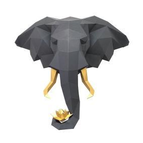 """Трофей """"Слон и лотос, графитовый набор для творчества от 1 890 руб"""