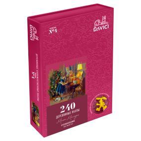 """Деревянный пазл: DaVICI """"Кукольный домик"""" (240 деталей) от 3 100 руб"""