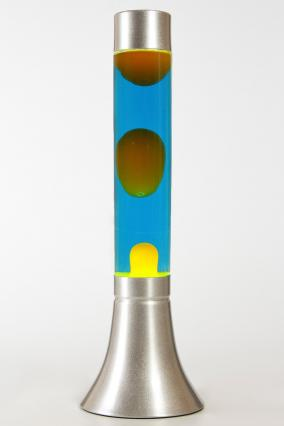 Лава-лампа 39см CY Оранжевая/Синяя от 2 290 руб
