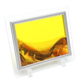 Песочная картина - Цвет - оранжево-желтый - 25*30 см от 1 649 руб