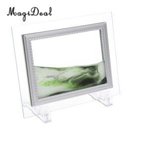 """Песочная картина """"Живой пейзаж"""" 18х22 см зелёная от 1 149 руб"""