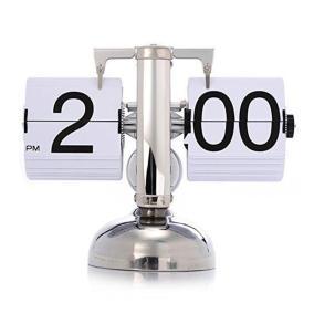 Классические перекидные часы Air-flip (белые) от 3 600 руб