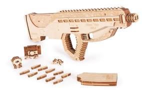 Механическая сборная модель Wood Trick Штурмовая винтовка USG-2 от 4 490 руб