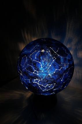 """Светильник """"Небесная сфера"""" (20 см) от 3 900 руб"""