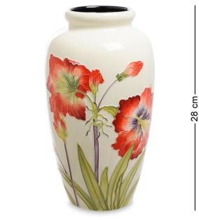 """Фарфоровая ваза """"Волнистый гибискус"""" от 5 550 руб"""