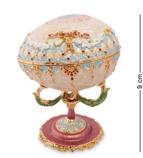 """Шкатулка """"Драгоценное яйцо"""", 9 см от 3 690 руб"""