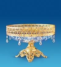 """Конфетница """"Золотое изобилие"""" от 6 700 руб"""