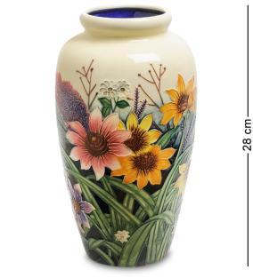 "Фарфоровая ваза ""Цветочная поляна"" от 5 550 руб"