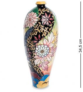 """Фарфоровая ваза """"Восточный букет"""" от 9 950 руб"""