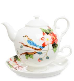"""Чайный набор """"Певчие птички"""" от 2 490 руб"""