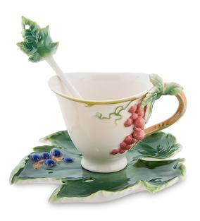 """Чайная пара """"Виноградное изобилие"""" от 1 980 руб"""