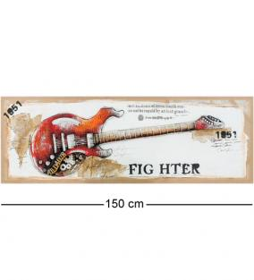 """Картина """"Рок-гитара"""" от 7 690 руб"""