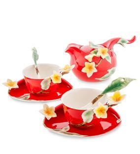 """Чайный набор """"Франжипан"""" (на 2 персоны) от 3 780 руб"""