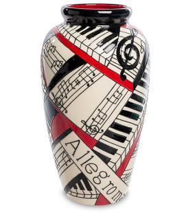 """Фарфоровая ваза """"Музыкальный фешен"""" от 5 550 руб"""