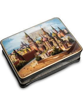 """Шкатулка """"Москва"""" (ручная работа) от 10 700 руб"""