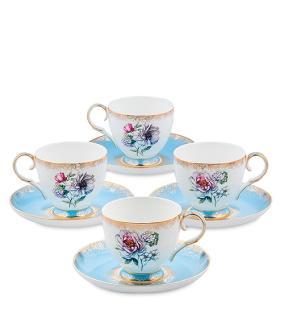 """Чайный сервиз """"Лазурные грёзы"""" (на 4 персоны) от 6 300 руб"""